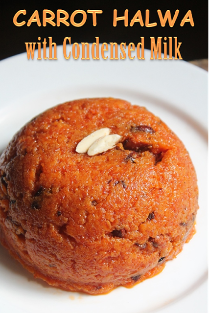 Carrot Halwa Recipe Gajar Ka Halwa Using Condensed Milk Carrot Halwa Recipe Fried Fish Recipes Indian Food Recipes