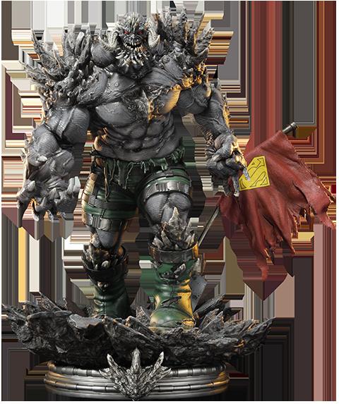 Dc Comics Doomsday Statue By Prime 1 Studio Sideshow