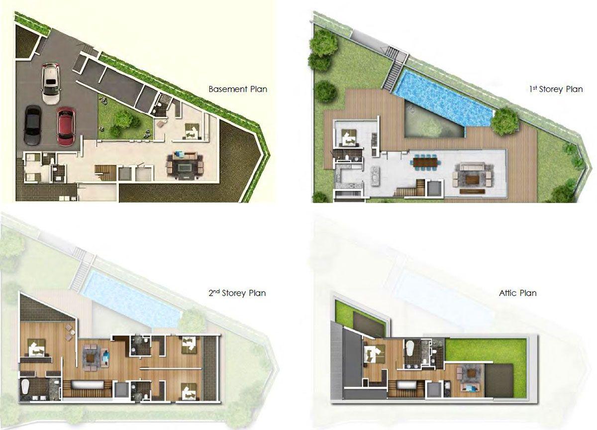 The Verandah Bungalow Victoria Park Villas Pinterest Verandas