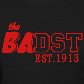 Delta Sigma Theta the BADST shirt | Chillboy Greek Apparel & More