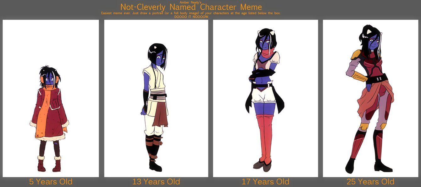 Hanabi Age Meme Hanabi Memes Character