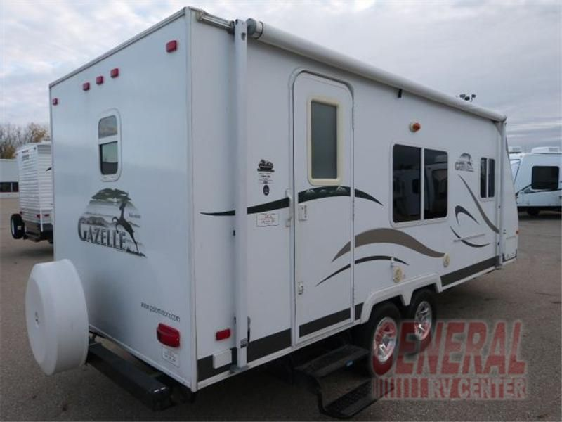2008 Palomino Gazelle G210 Recreational Vehicles Palomino Gazelle