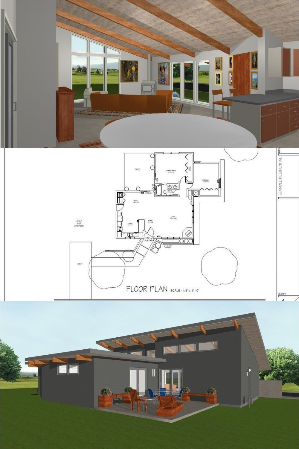 Feather Reed House Plans House Plans House Design House