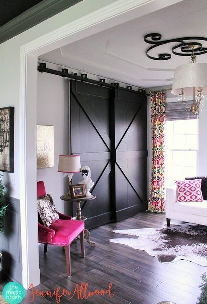 Most People Think Sliding Barn Doors Cost Thousands But Heres How