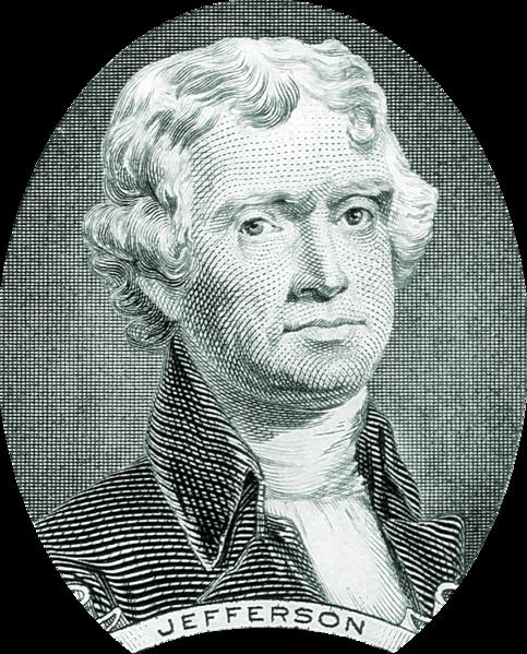 File Thomas Jefferson Portrait On Two Dollar Bill Png Wikimedia Commons Thomas Jefferson Dollar Banknote Dollar Bill