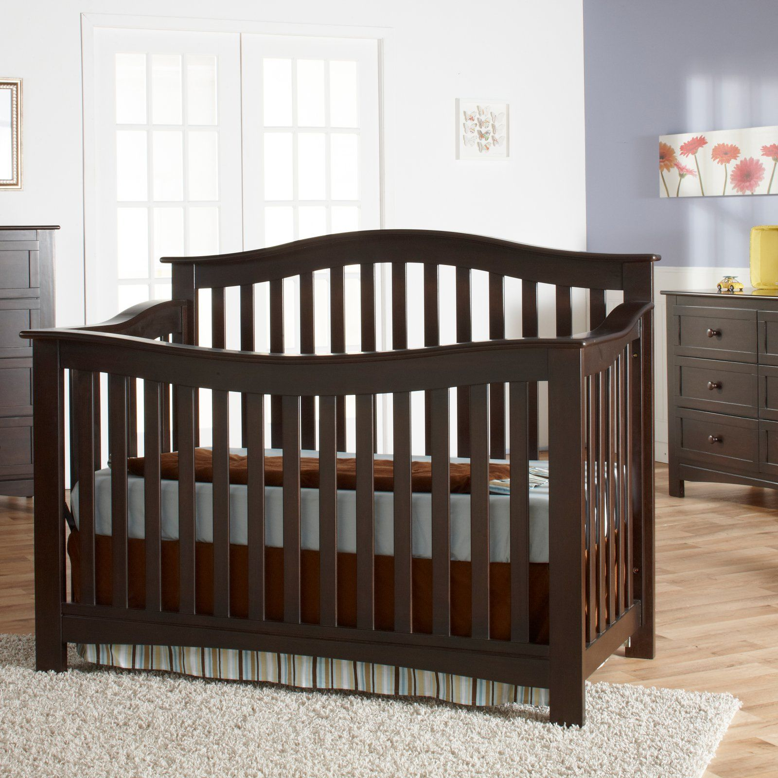 Pali Designs Bolzano Forever Crib In 2019 Products Cribs