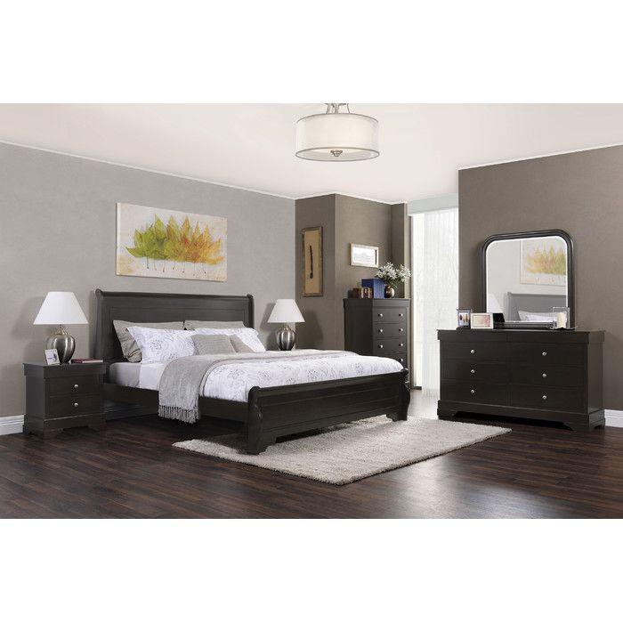 Domus Vita Design Manhattan Panel Customizable Bedroom Set Amp Reviews Wayfair Master Bedrooms Decor Bedroom Set Buy Bedroom Furniture