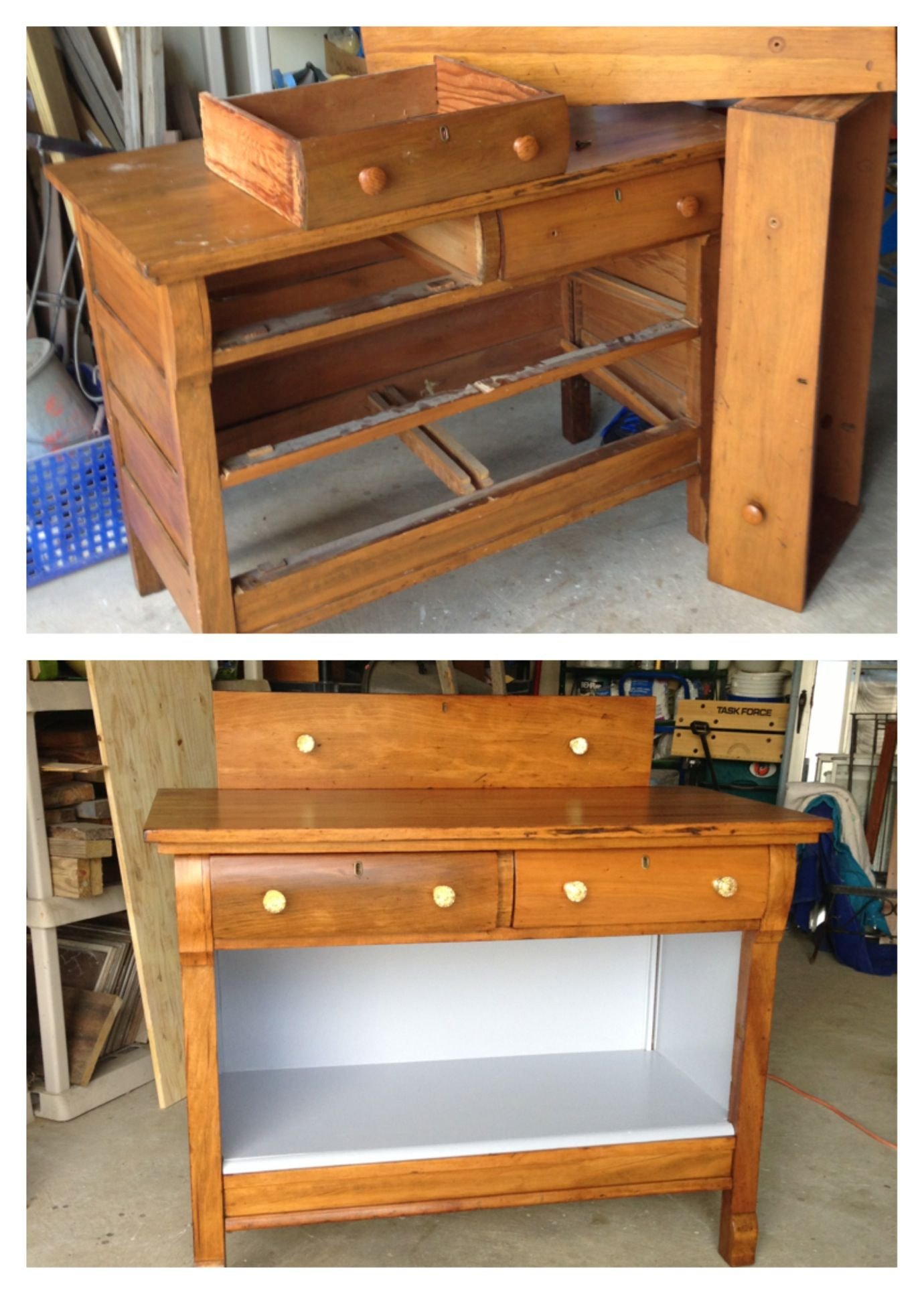 dresser to liquor cabinet - Liquor Cabinet Furniture