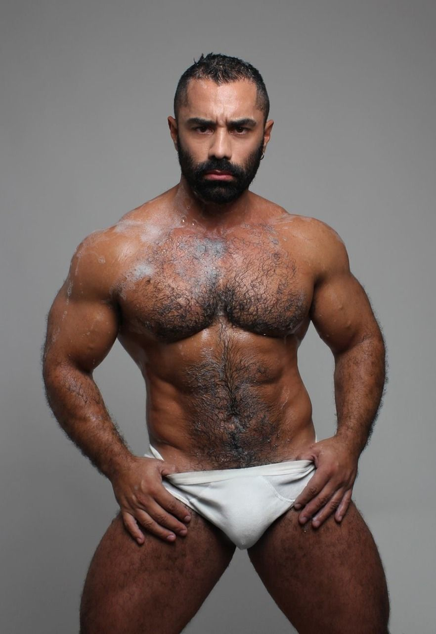 Hair trigger hairy hunks galleries