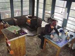 Rent a Fire Lookout! - Womens Adventure Magazine