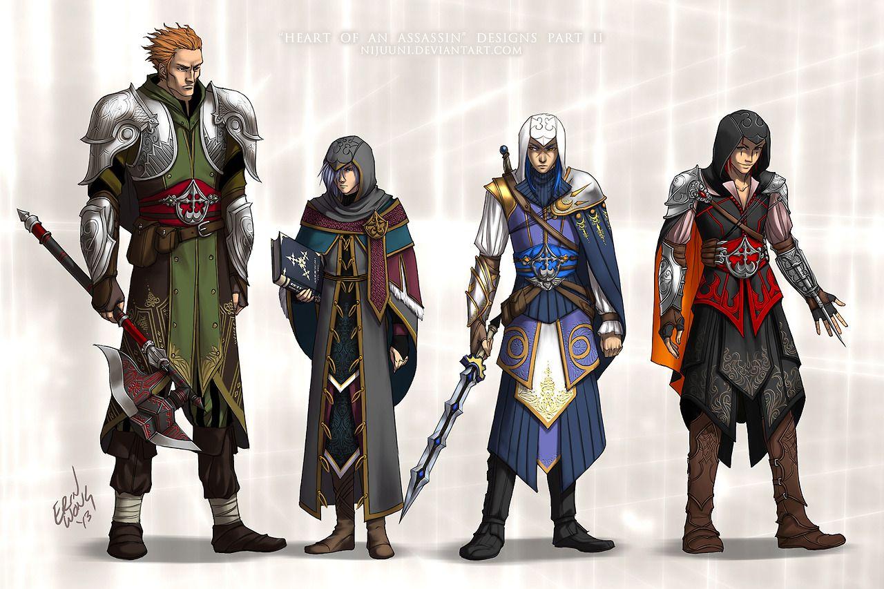 Assassin S Creed X Kingdom Hearts Kingdom Hearts Character