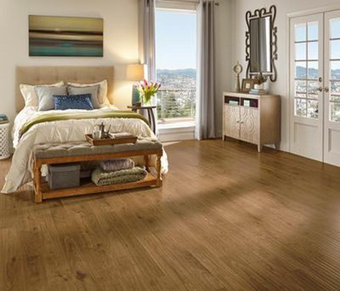 Bruce Distressed Native Oak Laminate Flooring Laminate Flooring