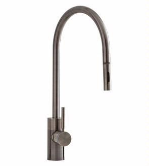 Waterstone Contemporary Pulldown 21 1 2 Extended Reach Kitchen Faucet 5300 Kitchen Faucet From Home Stone Kitchen Faucet Faucet Brass Kitchen Faucet