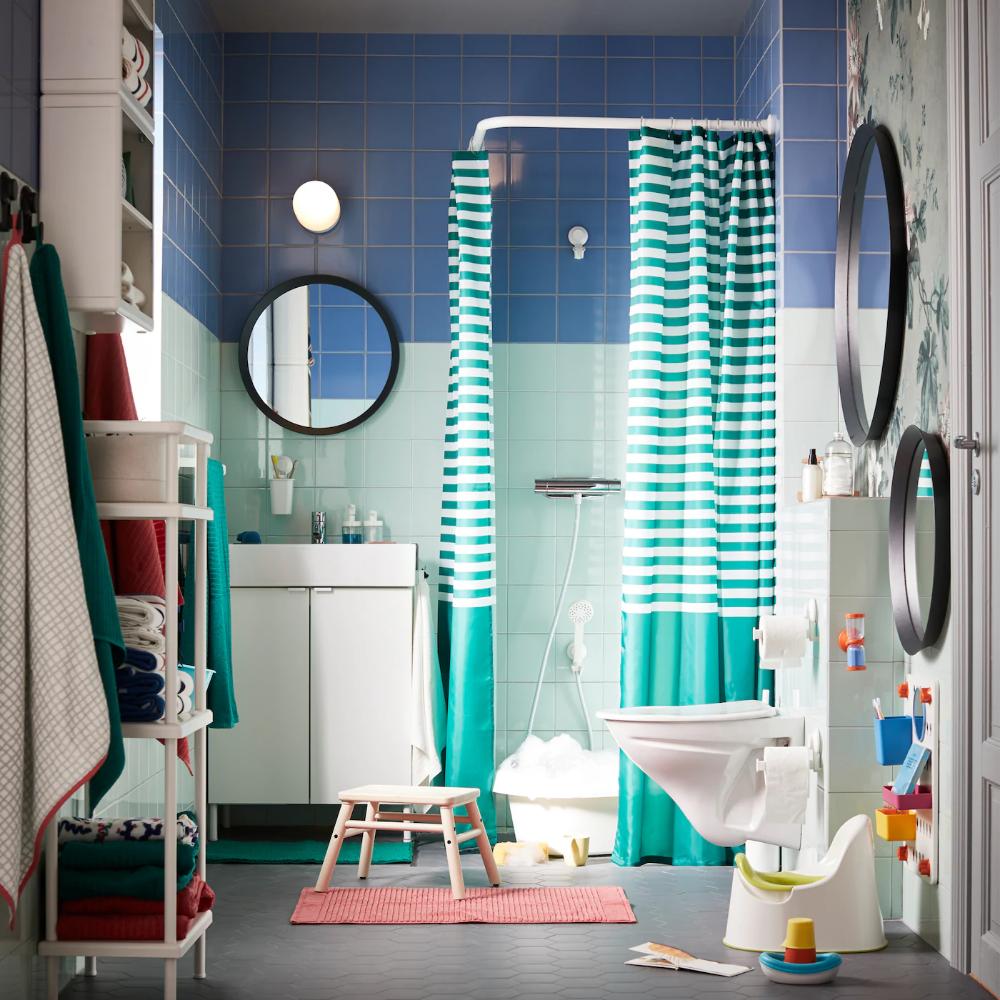 Photo of Et høydejusterbart bad med rom for å vokse
