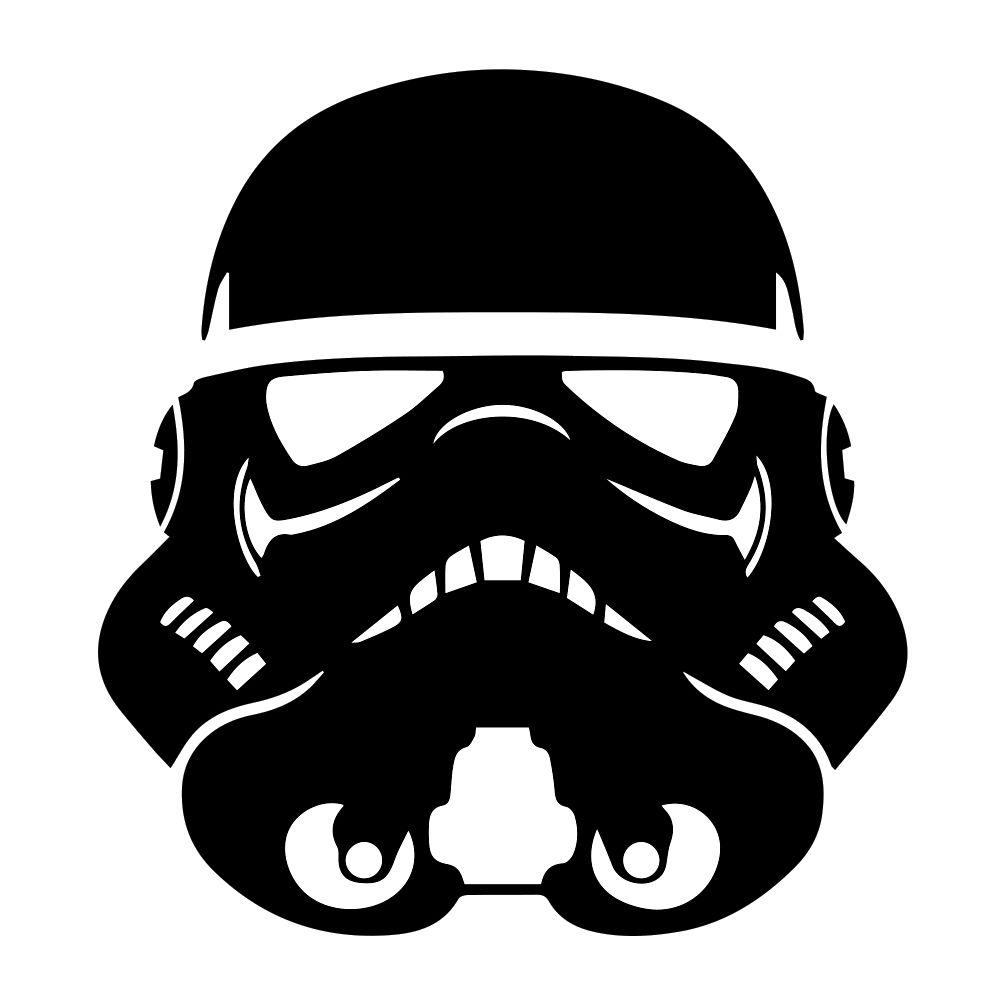 Image Result For Stormtrooper Helmet Trafaretnoe Graffiti Cherno Beloe Zvezdnye Vojny