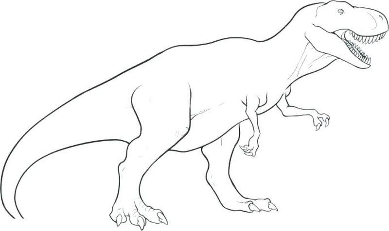 Jurassic World 3 Coloring Pages