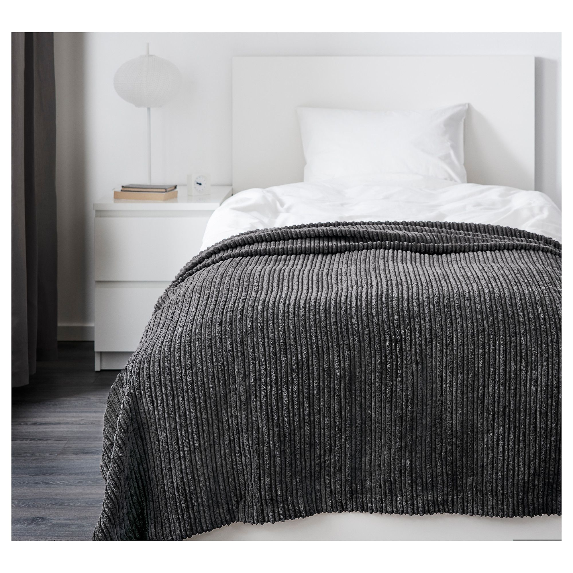 Ikea TusenskÖna Bedspread Twin Full Double Packaging Designed As A Storage Bag Easy To Protect Transport And The Product