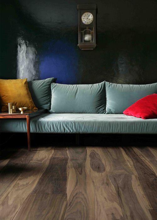 Was Gibt Es Schöneres In Der Wohnung Als Einen Guten Holzfussboden?  Traditionell Wird Das Holz Für Die Dielen Gerade Verarbeitet, Was Natürlich  Auch B.