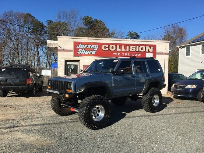 1999 Jeep Cherokee Sport Toyo Open Country M T 35 13 50r15 2238