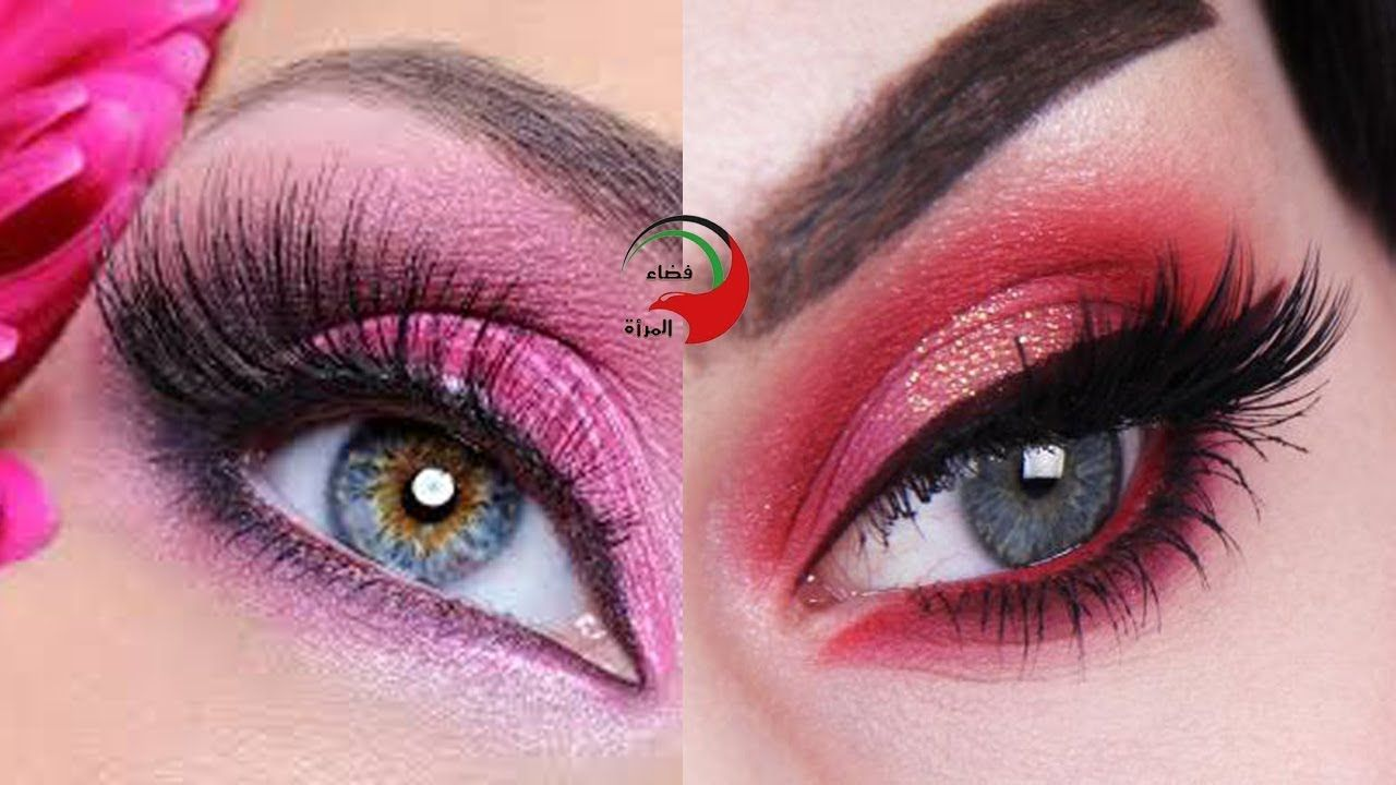 أحلى و أجمل ماكياج عيون2019 وضع مكياج عيون مميز للسهرات خطوة بخطوة ج53 Halloween Face Makeup Makeup Face Makeup