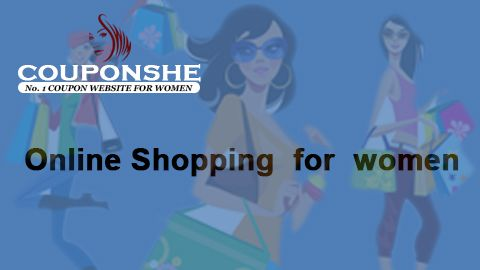 Couponshe is the best online shopping platform for women to explore discount coupons. to buy wide collection of ethnic, formal, casual and western wear clothing for them. Couponshe is the best online shopping for women because it has all women related categories with it.