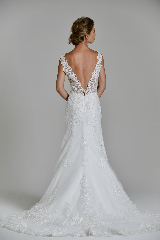 Name brand wedding dresses  Brand HelenConstance mycouturestyle Style Name Dakota