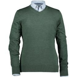 Photo of State of Art Pullover, Merinowolle-Mix, uni State of ArtState of Art