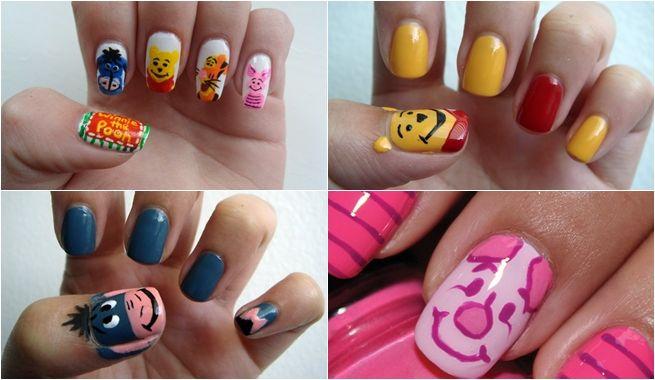 Unas Disney Disney Nails Nails Bling Nails
