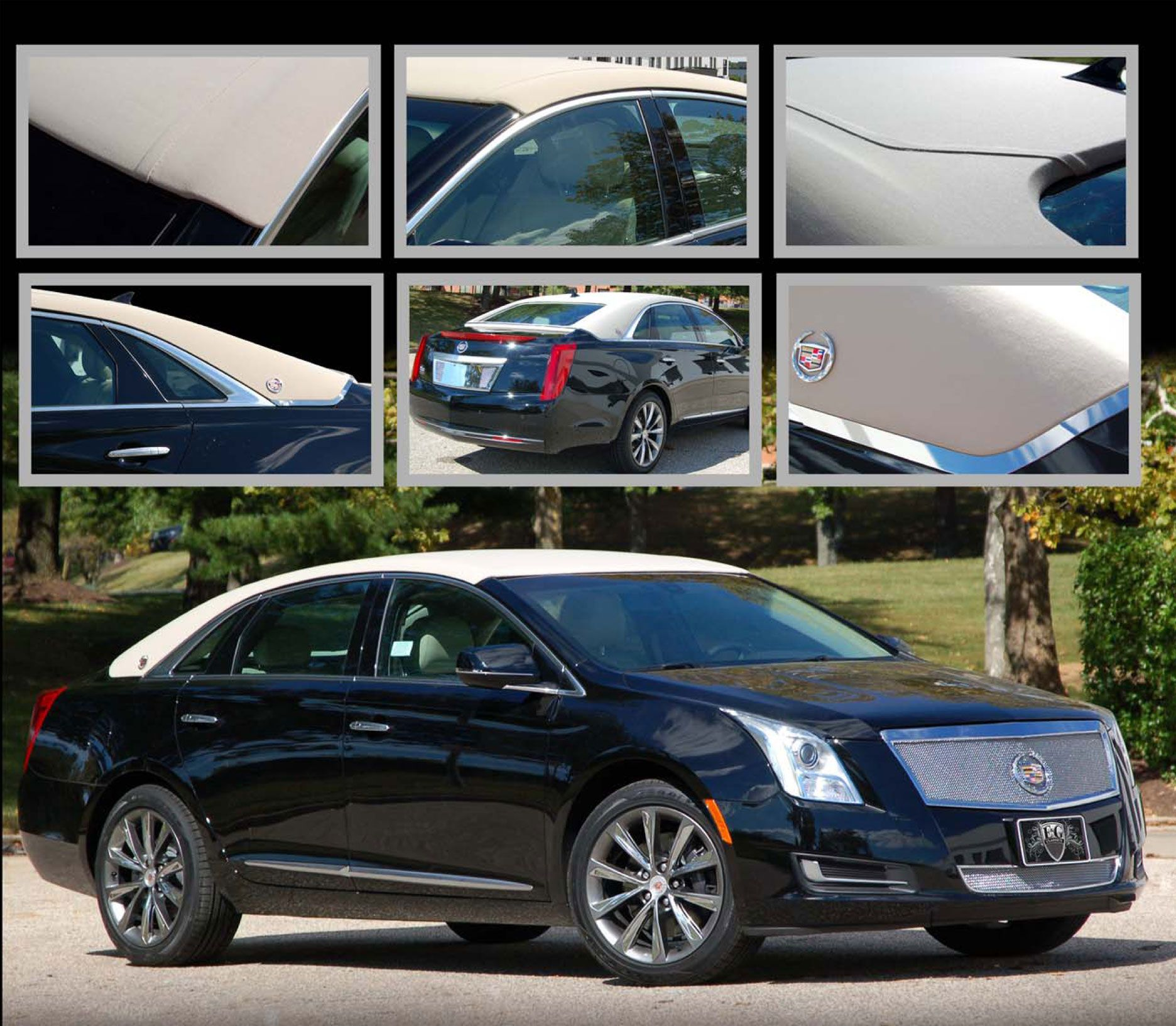 Eg classics inc news check out our classic full top for the 2013 cadillac xts30