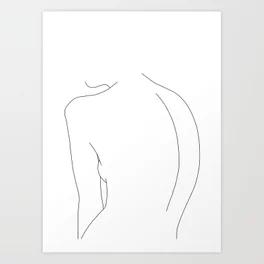 Line Drawing Society6 Line Drawing Drawings Minimalist Drawing