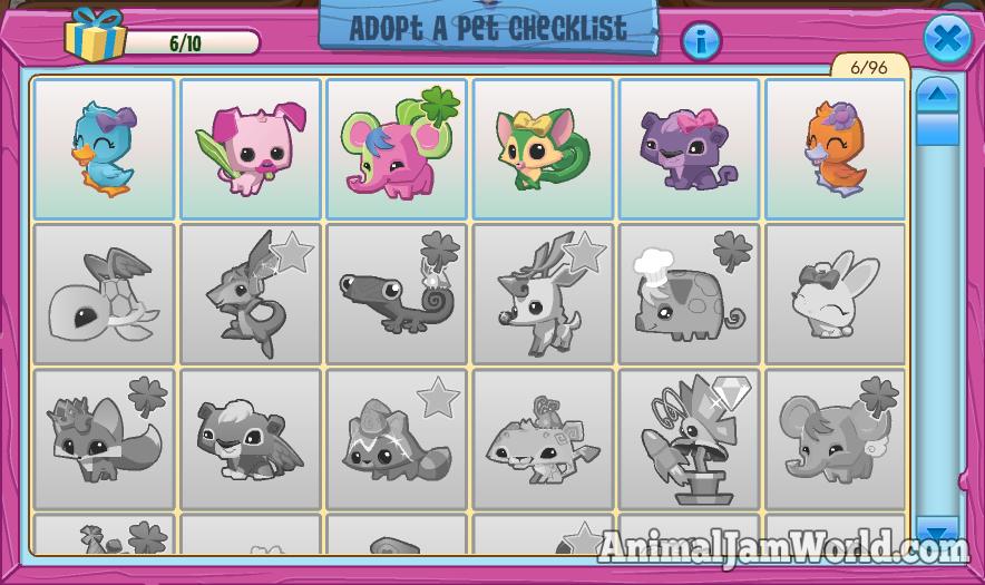 Adopt A Pet Checklist Guide Promo Pets & Items