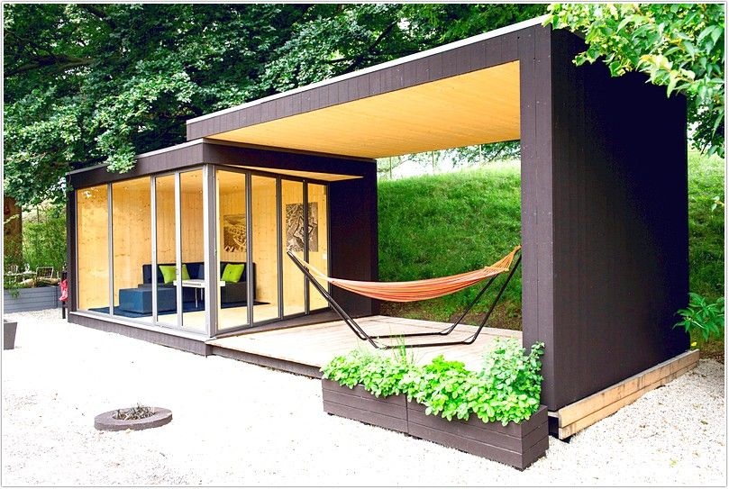 Beautiful Designs of Modern Garden Shed Modern shed