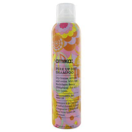 Amazon Com Amika Perk Up Dry Shampoo 5 3 Oz Beauty Best Dry Shampoo Dry Shampoo Amika Dry Shampoo