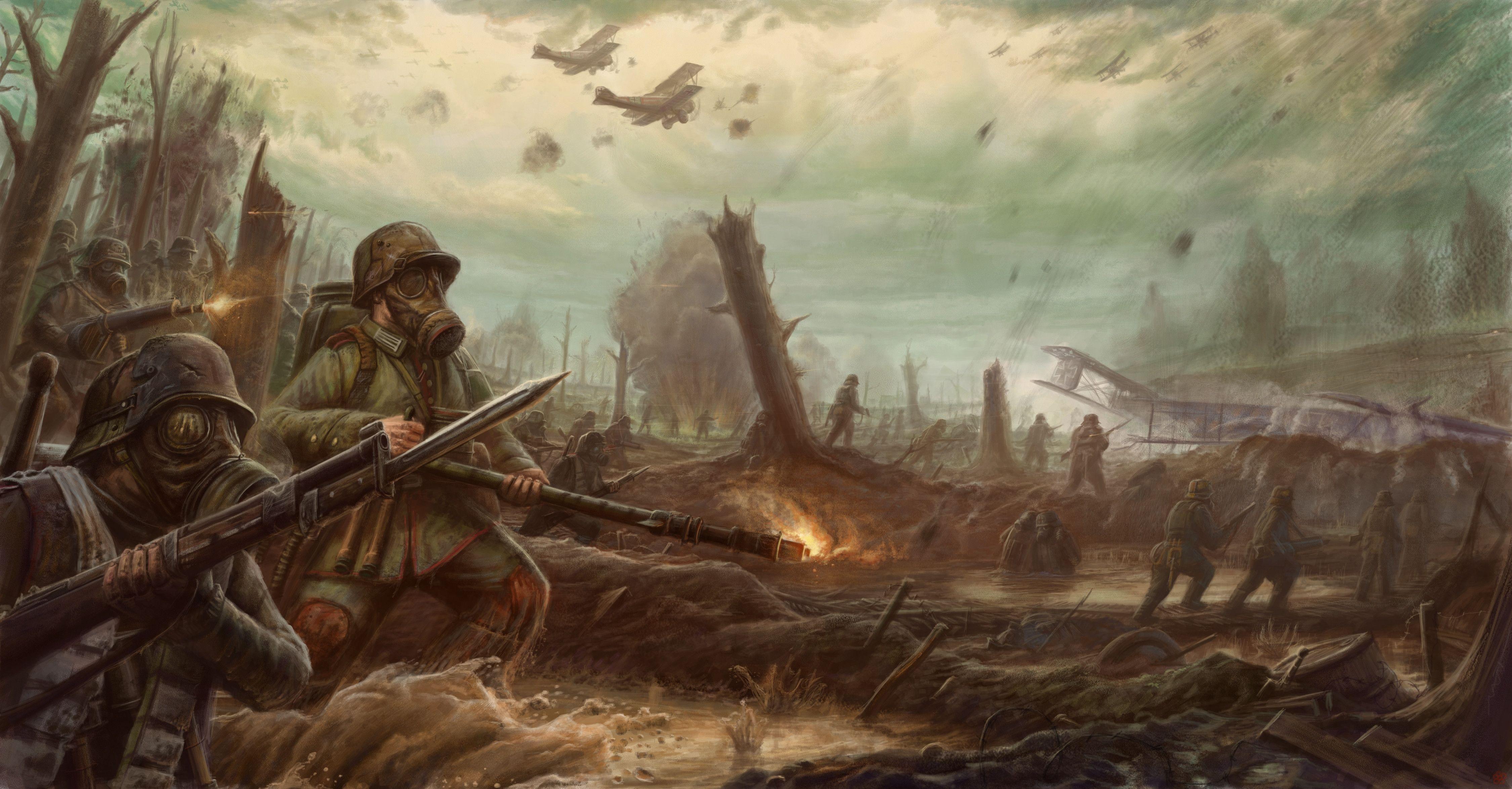 World War 1 Battle X
