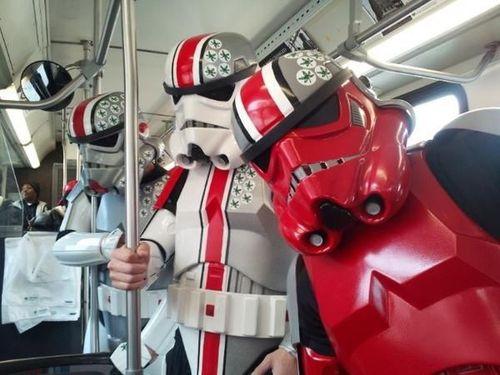 Stormtrooper Buckeyes