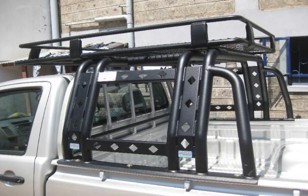 Roof Rack With Rollbar Roof Rack Truck Roof Rack Truck Accesories