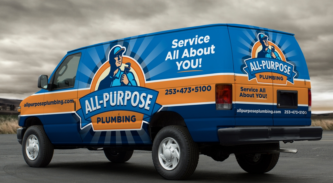 Vehicle Design For All Purpose Plumbing A Plumbing Company In