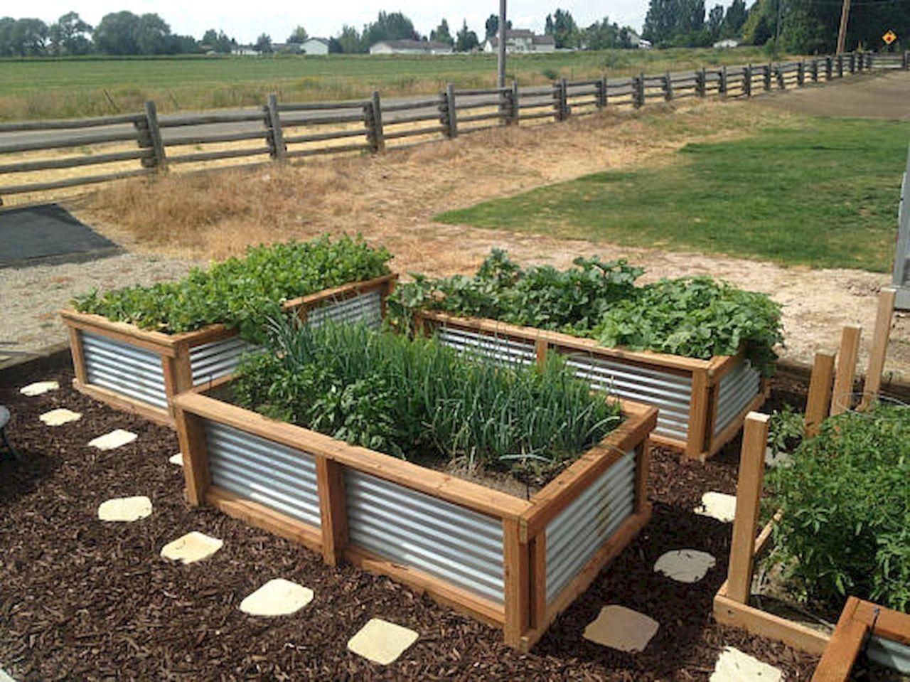 90 Best Side House Garden Landscaping Decoration Ideas ...