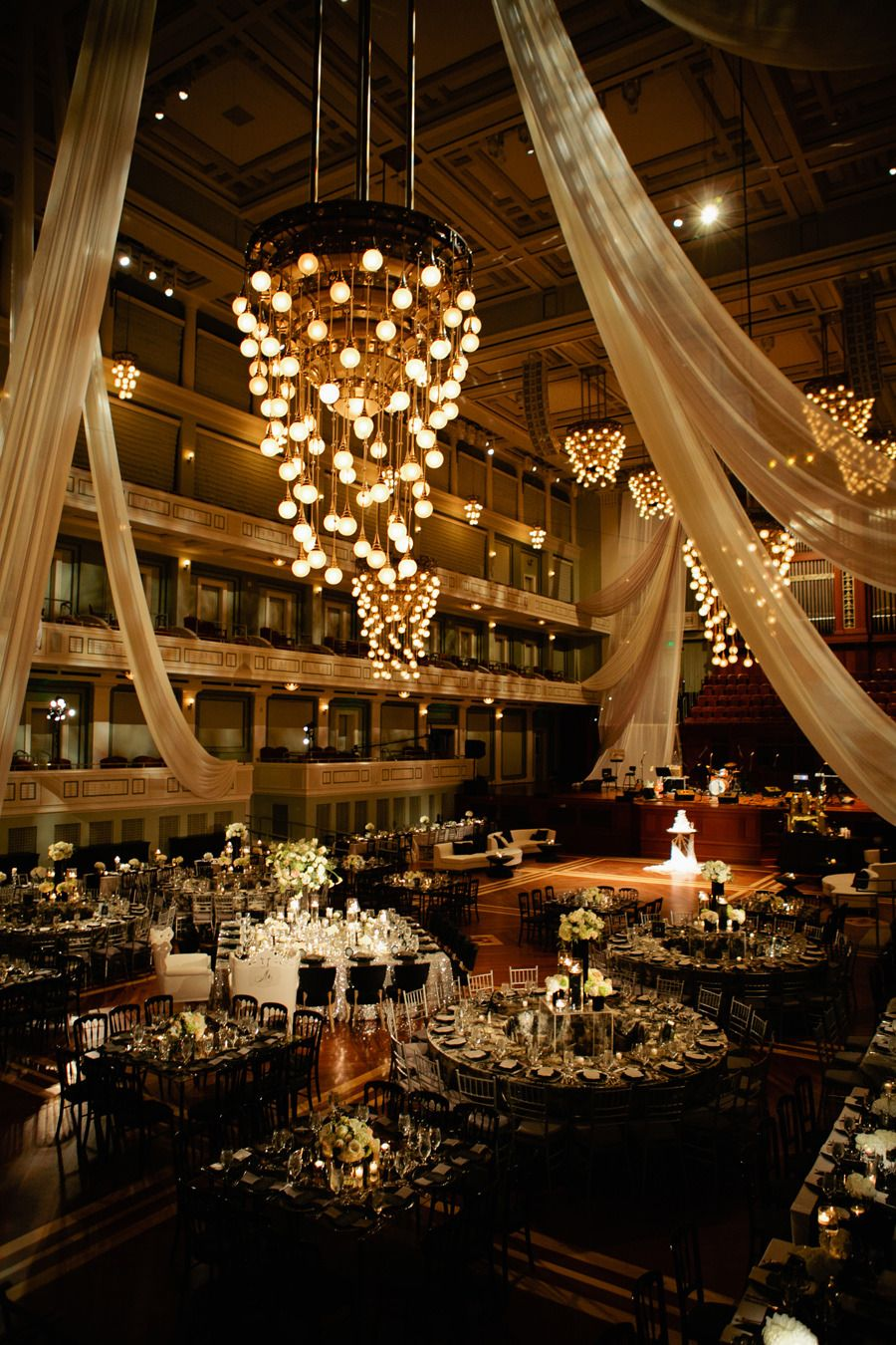 Classic Nashville Wedding at the Schermerhorn Symphony