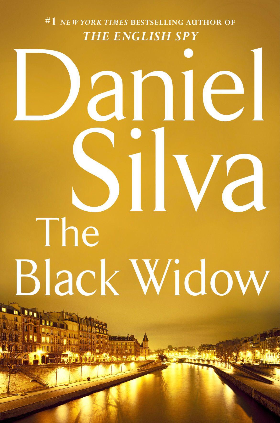 "Review ""The Black Widow"" Daniel silva, Black widow"