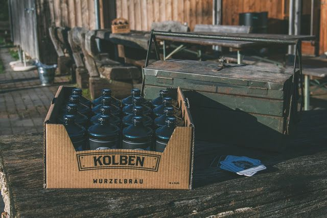 KOLBEN (Student Project) on Packaging of the World - Creative Package Design Gallery