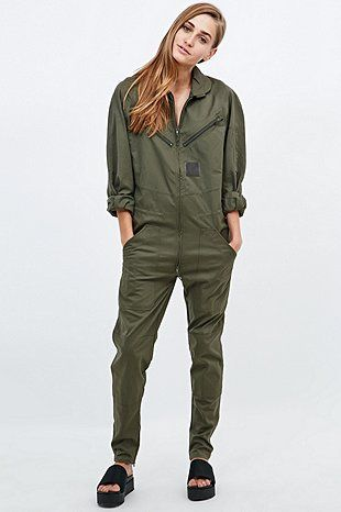 urban renewal vintage originals combi pantalon militaire kaki clothes pinterest pantalon. Black Bedroom Furniture Sets. Home Design Ideas