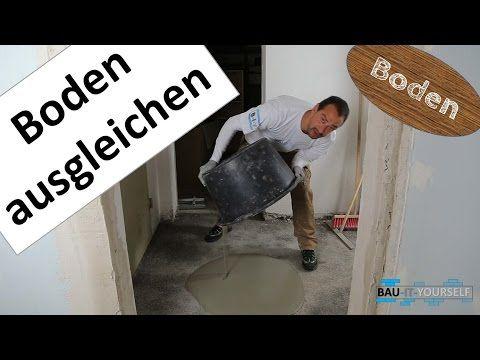 Fußboden Bad Ausgleichen ~ Boden ausgleichen; fussboden nivellieren; untergrund spachteln und