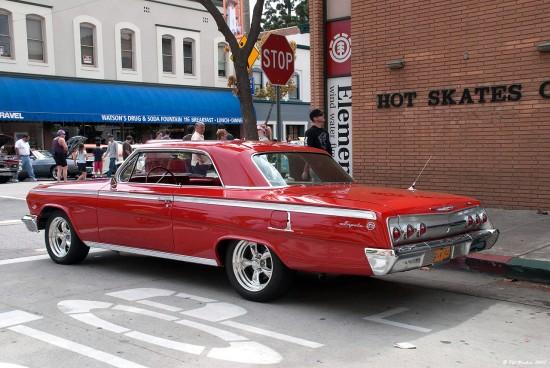 1962 impala classic cars muscle chevrolet impala classic cars pinterest
