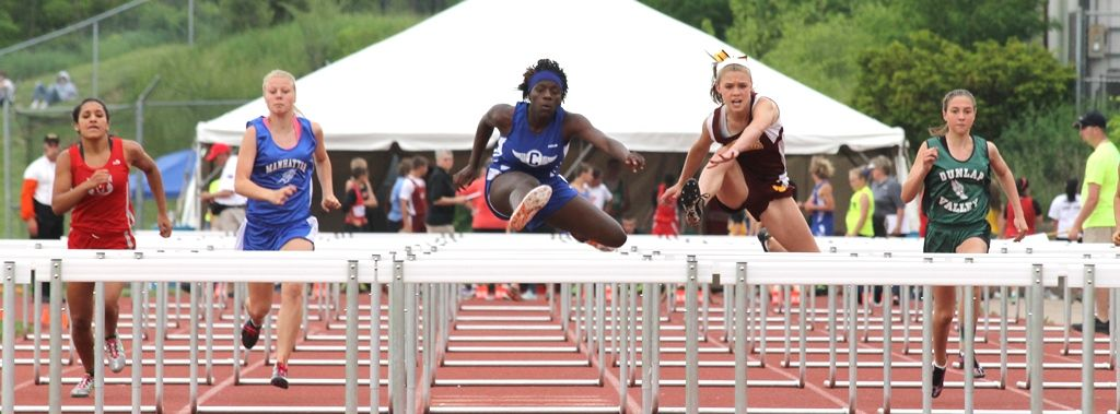 The IESA Class AA State Track and Field Meet will take