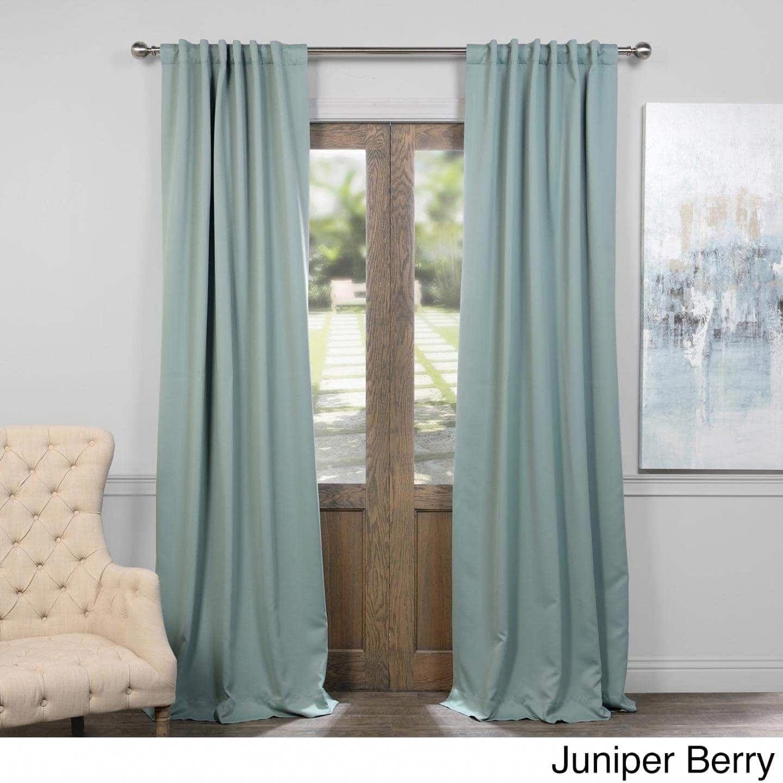 curtain panel pair