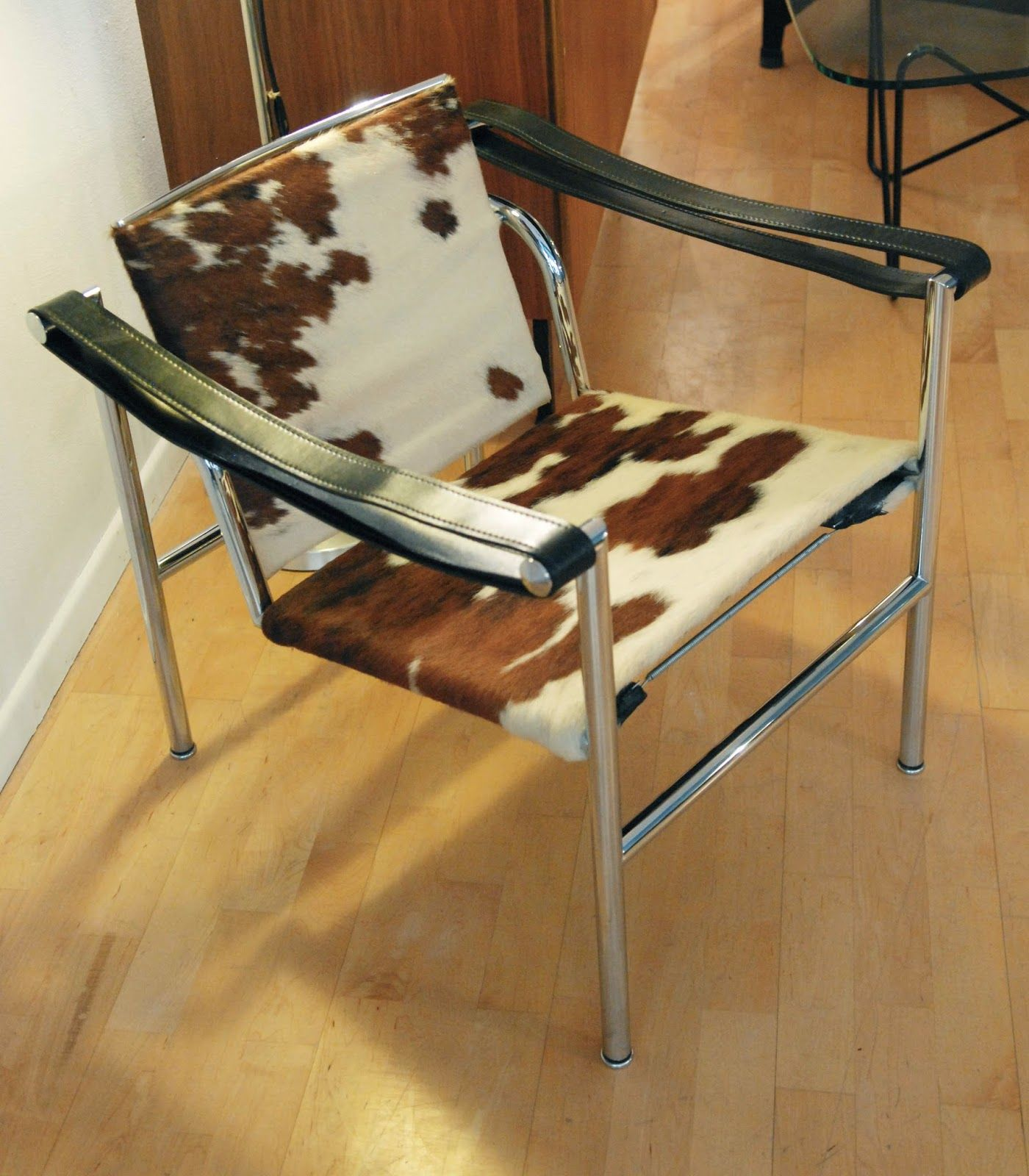 Fauteuil LC1 Le Corbusier P Jeanneret Ch Perriand Dition Cassina