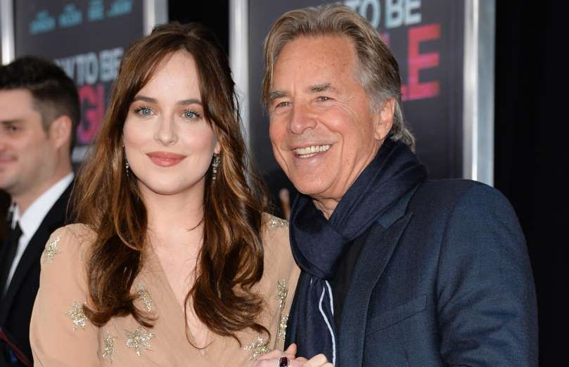 Actress dakota johnson and her father don johnson attend the world actress dakota johnson and her father don johnson attend the world premiere of how to be single at evan agostiniinvisionap ccuart Gallery