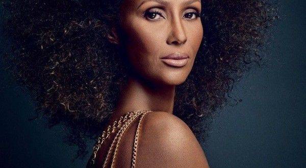 """""""You are never too old to learn a new trick."""" says Iconic Supermodel IMAN for her cover feature for SCENE Magazine   BrownQueen Magazine"""