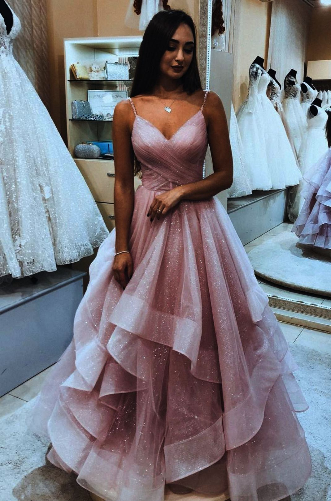 Formal Dresses Plus Size Online Before Prom Dresses Knoxville Tn Dillards Prom Dress Stores Newmarke Cute Prom Dresses Prom Dresses Long Pink Tulle Prom Dress [ 1620 x 1069 Pixel ]